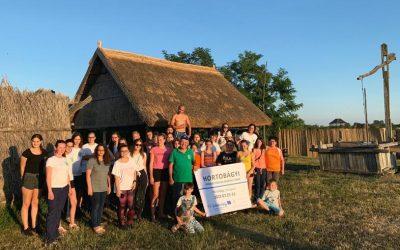Természetvédelmi önkéntes tábor Hortobágyon 2